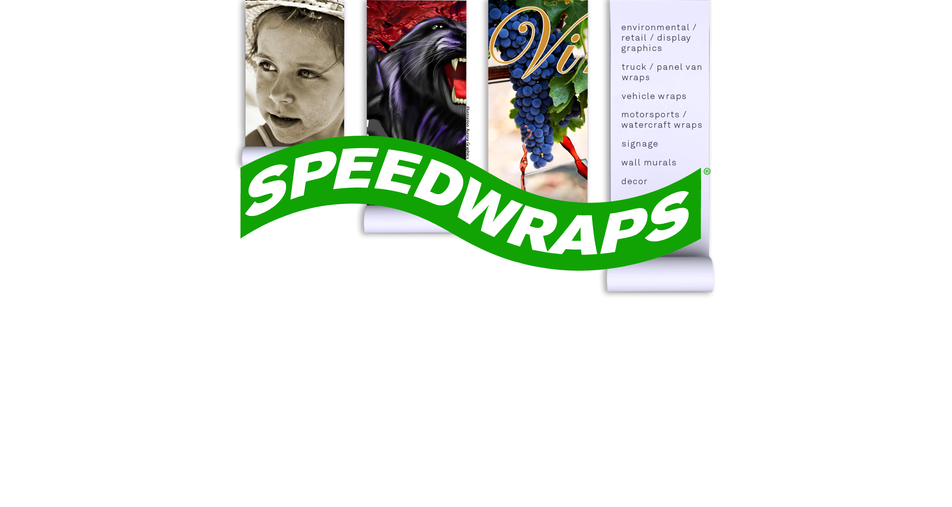 Speedwraps vinyl wraps